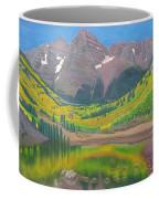 Maroon Lake Coffee Mug