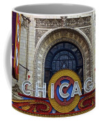 Marquee Close Up Coffee Mug