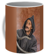 Marrakech Snake Charmer Coffee Mug