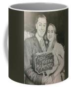 Marriage Portrait Coffee Mug