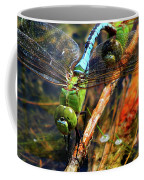 Married With Children Dragonflies Mating Coffee Mug