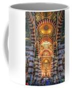 Marseille, France, Inside Of Notre-dame De La Garde Catholic Basilica Coffee Mug