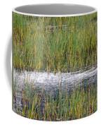 Marsh Grasses Coffee Mug