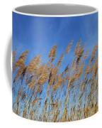 Marsh In The Wind Coffee Mug