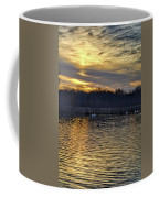 Marsh Ripple Pond Coffee Mug