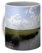Marsh Scene Charleston Sc II Coffee Mug