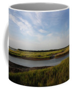 Marsh Scene Charleston Sc Coffee Mug