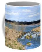 Marsh Spill Way Coffee Mug