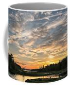 Marsh Sunset Coffee Mug