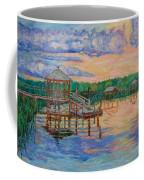 Marsh View At Pawleys Island Coffee Mug by Kendall Kessler