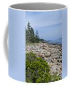 Marshall Ledge Looking Downeast Coffee Mug