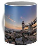 Marshall Point Lighthouse Reflections Coffee Mug