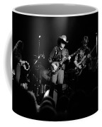 Marshall Tucker Winterland 1975 #12 Enhanced Bw Coffee Mug