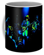 Marshall Tucker Winterland 1975 #12 Enhanced In Cosmicolors #2 Coffee Mug