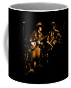 Marshall Tucker Winterland 1975 #17 Enhanced In Amber Coffee Mug