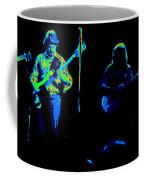 Marshall Tucker Winterland 1975 #18 Enhanced In Cosmicolors #2 Coffee Mug