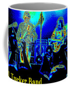 Marshall Tucker Winterland 1975 #18 In Special Cosmicolors With Text Coffee Mug