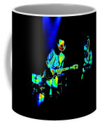 Marshall Tucker Winterland 1975 #23 Enhanced In Cosmicolors Coffee Mug