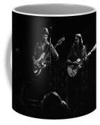 Marshall Tucker Winterland 1975 #36 Enhanced Bw Coffee Mug