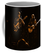 Marshall Tucker Winterland 1975 #36 Enhanced In Amber Coffee Mug