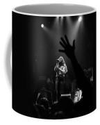 Marshall Tucker Winterland 1975 #6 Crop 2 Coffee Mug