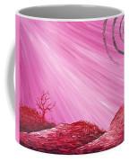 Martian Dusk Coffee Mug