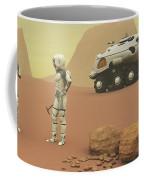 Martian Exploration Coffee Mug