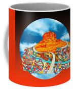 martin-hardy-BellRock3 Coffee Mug
