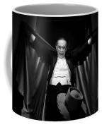 Martin Landau Looming Ed Wood Publicity Photo 1994-2015 Coffee Mug