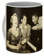 Martin, Lewis, And Clooney Coffee Mug