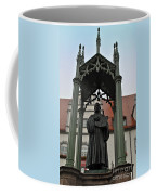 Martin Luther In Market Square Coffee Mug