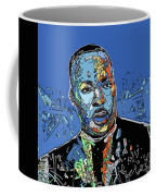 Martin Luther King Color Coffee Mug