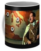 Martin Wuttke As Adolf Hitler Number One Inglourious Basterds 2009 Color Added 2016 Coffee Mug