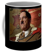 Martin Wuttke As Adolf Hitler Number Two Inglourious Basterds 2009 Frame Added 2016 Coffee Mug