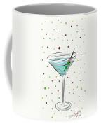 Martini Time  Coffee Mug