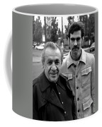 Marty And Guy Coffee Mug