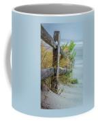 Marvel Of An Ordinary Fence Coffee Mug