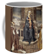 Mary And Baby Jesus Coffee Mug