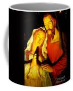 Mary And Joseph Coffee Mug