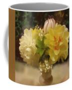 Mary Beth's First Spring Flowers Coffee Mug