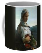 Mary Madgalen Coffee Mug by JR Herbert