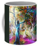 Mary Magdalene And Her Disciples Coffee Mug