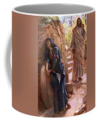 Mary Magdalene At The Sepulchre Coffee Mug