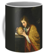 Mary Magdalene In Meditation  Coffee Mug