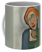 Mary Muses Coffee Mug