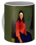Mary Of Connemara 1913 Coffee Mug