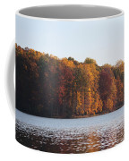 Maryland Autumns - Clopper Lake - Fall Bloom Coffee Mug