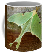 Maryland Luna Moth Coffee Mug