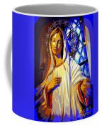 Marys Circle Of Stars Coffee Mug