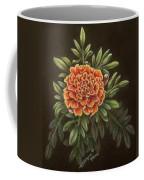 Marys Gold Coffee Mug
